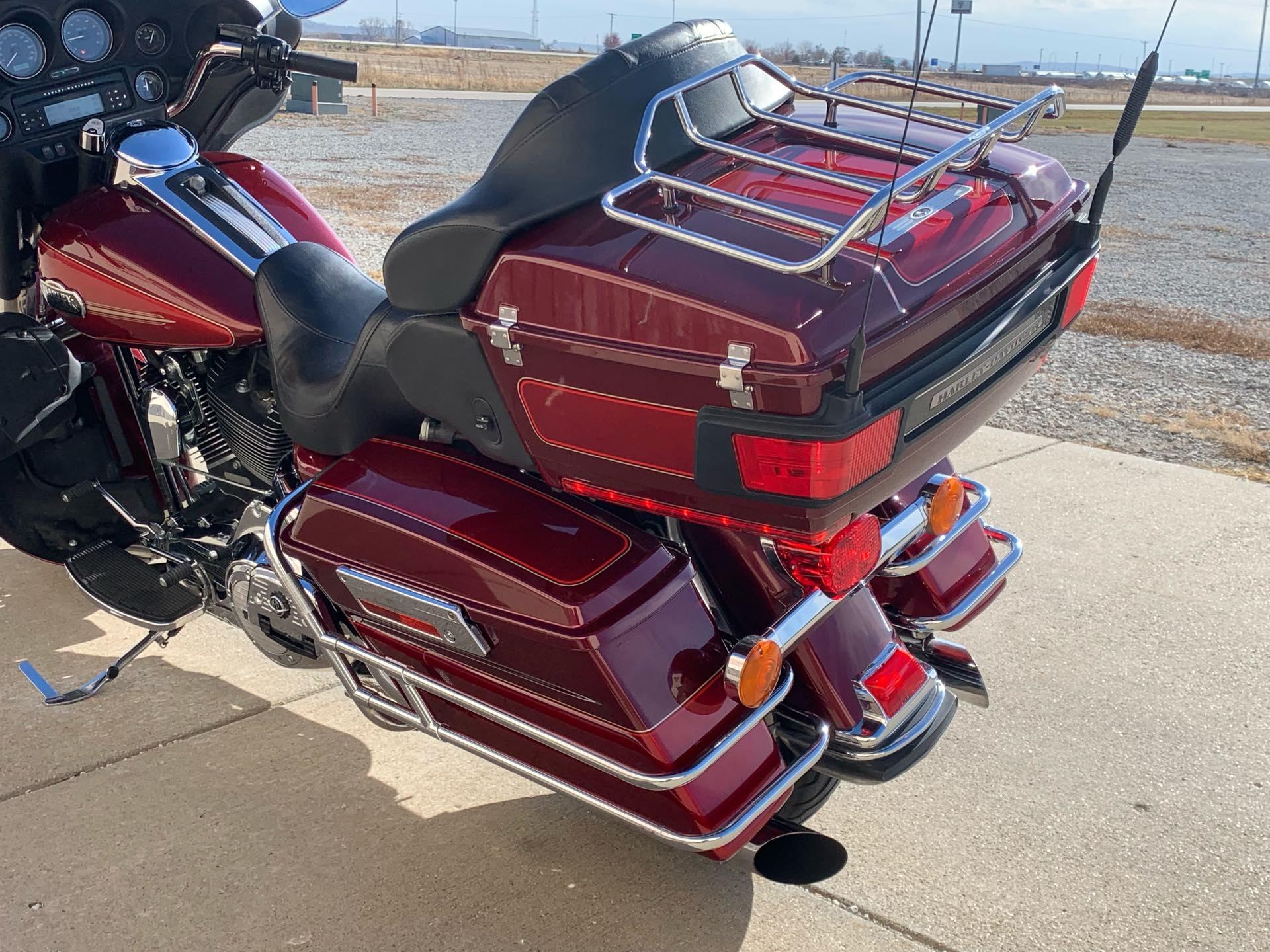 2008 Harley-Davidson Electra Glide Ultra Classic at Loess Hills Harley-Davidson