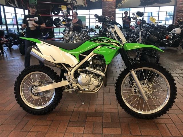 2021 Kawasaki KLX 230R at Wild West Motoplex