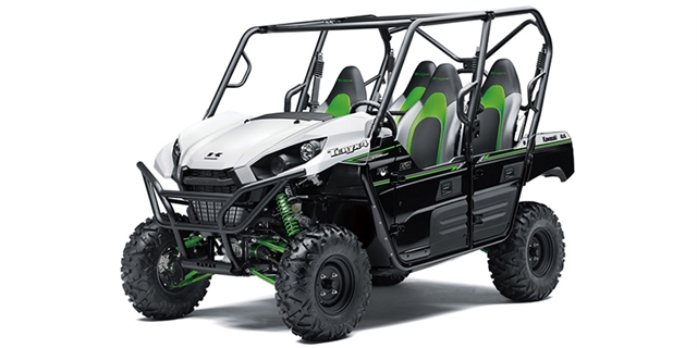2019 Kawasaki Teryx4 Base at Hebeler Sales & Service, Lockport, NY 14094