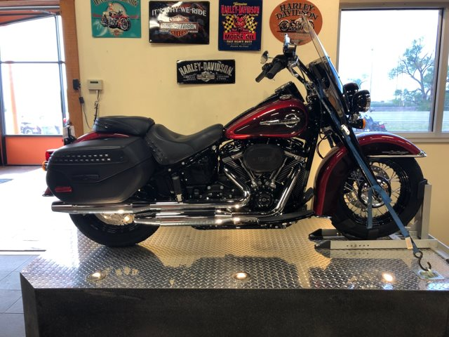 2019 Harley-Davidson Softail® Heritage Classic at High Plains Harley-Davidson, Clovis, NM 88101