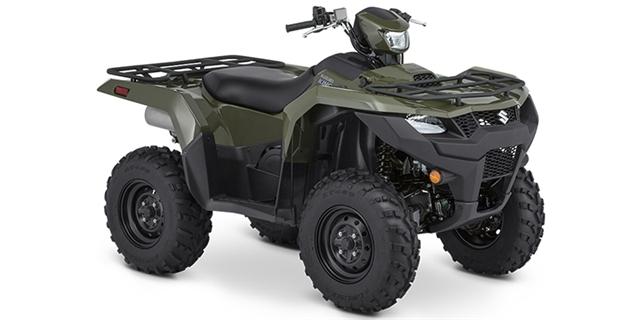 2020 Suzuki KingQuad 500 AXi Power Steering at Hebeler Sales & Service, Lockport, NY 14094