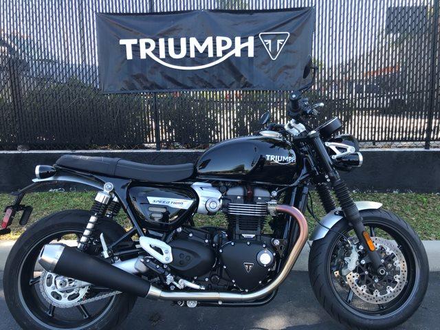 2021 Triumph Speed Twin Base at Tampa Triumph, Tampa, FL 33614