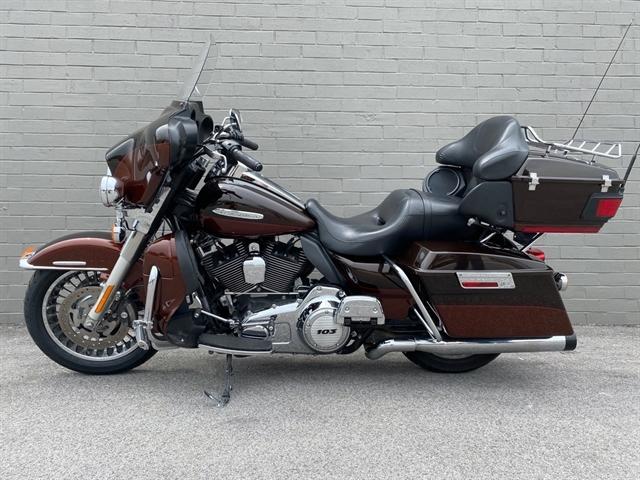 2011 Harley-Davidson Electra Glide Ultra Limited at cannonball harley-davidson
