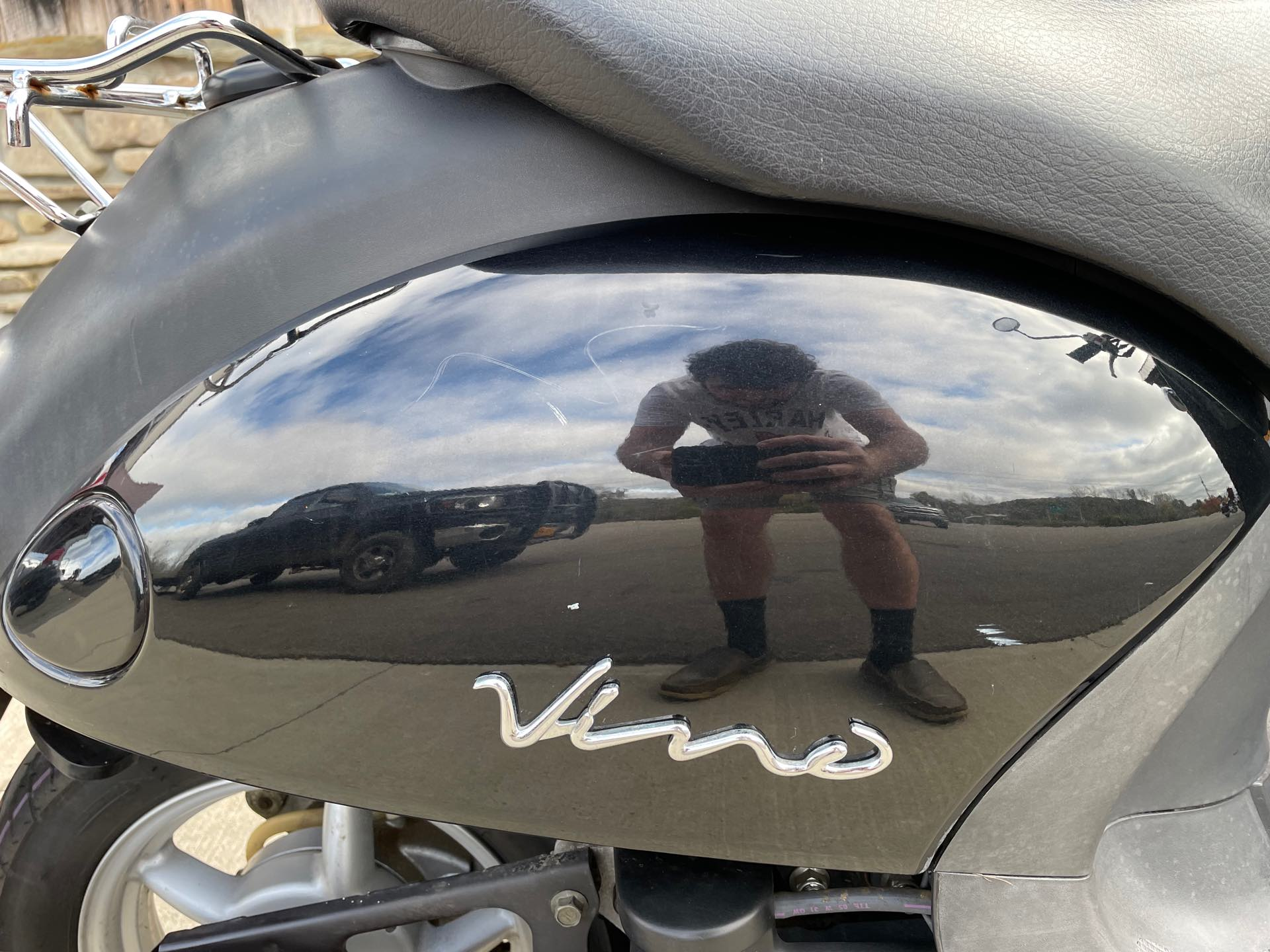 2006 Yamaha Vino Classic at Arkport Cycles