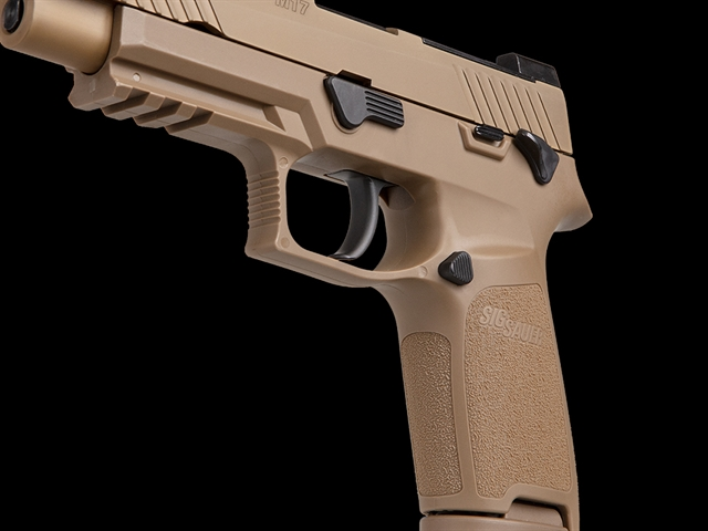 2021 Sig Sauer M17 at Harsh Outdoors, Eaton, CO 80615