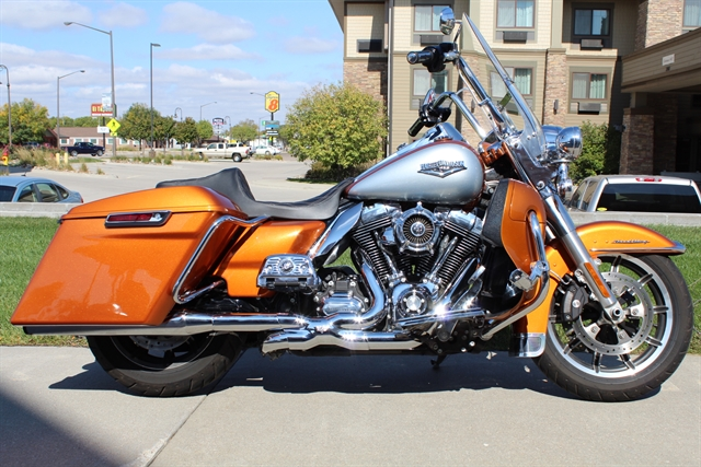 2014 Harley-Davidson Road King Base at Platte River Harley-Davidson