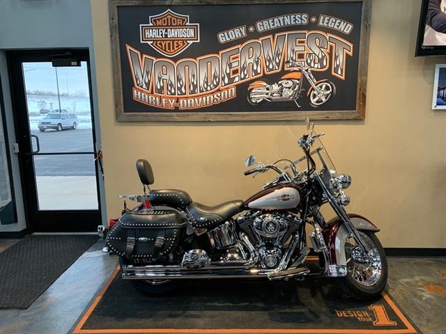 2007 Harley-Davidson Softail Heritage Softail Classic at Vandervest Harley-Davidson, Green Bay, WI 54303