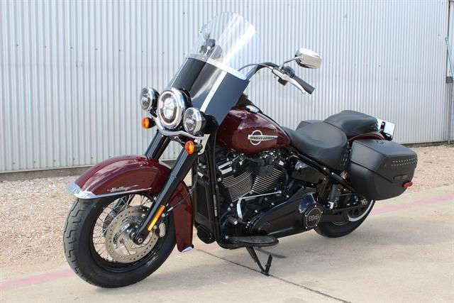 2020 Harley-Davidson Softail Heritage Classic at Gruene Harley-Davidson
