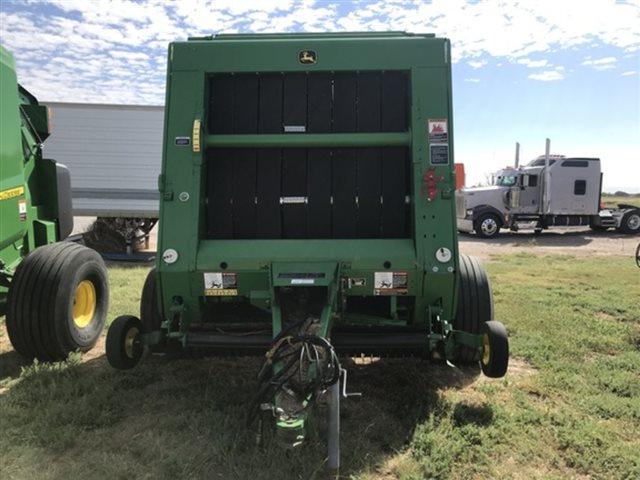 2010 John Deere 568 at Keating Tractor