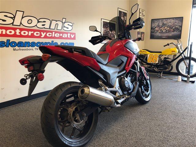 2015 Honda NC700X Base at Sloans Motorcycle ATV, Murfreesboro, TN, 37129