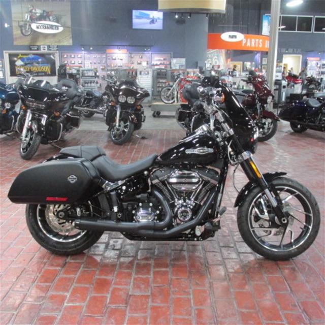 2020 Harley-Davidson Softail Sport Glide at Bumpus H-D of Memphis