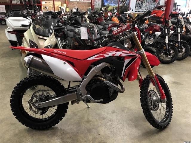 2020 Honda CRF 450X at Kent Motorsports, New Braunfels, TX 78130