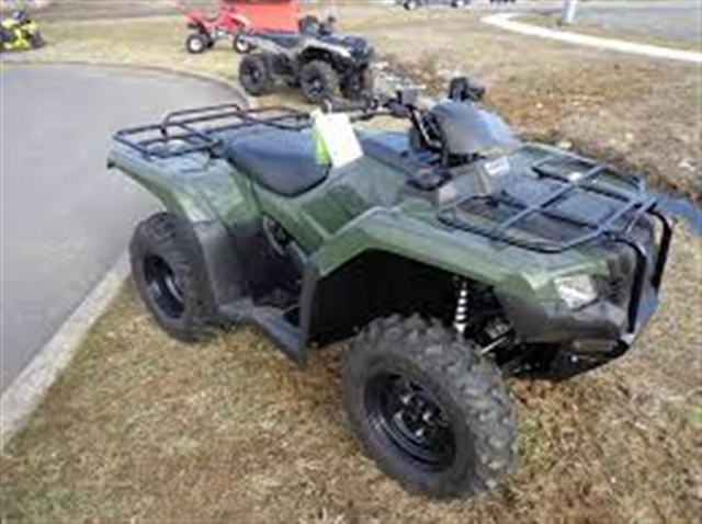 2019 Honda FourTrax Rancher 4X4 at Kent Motorsports, New Braunfels, TX 78130