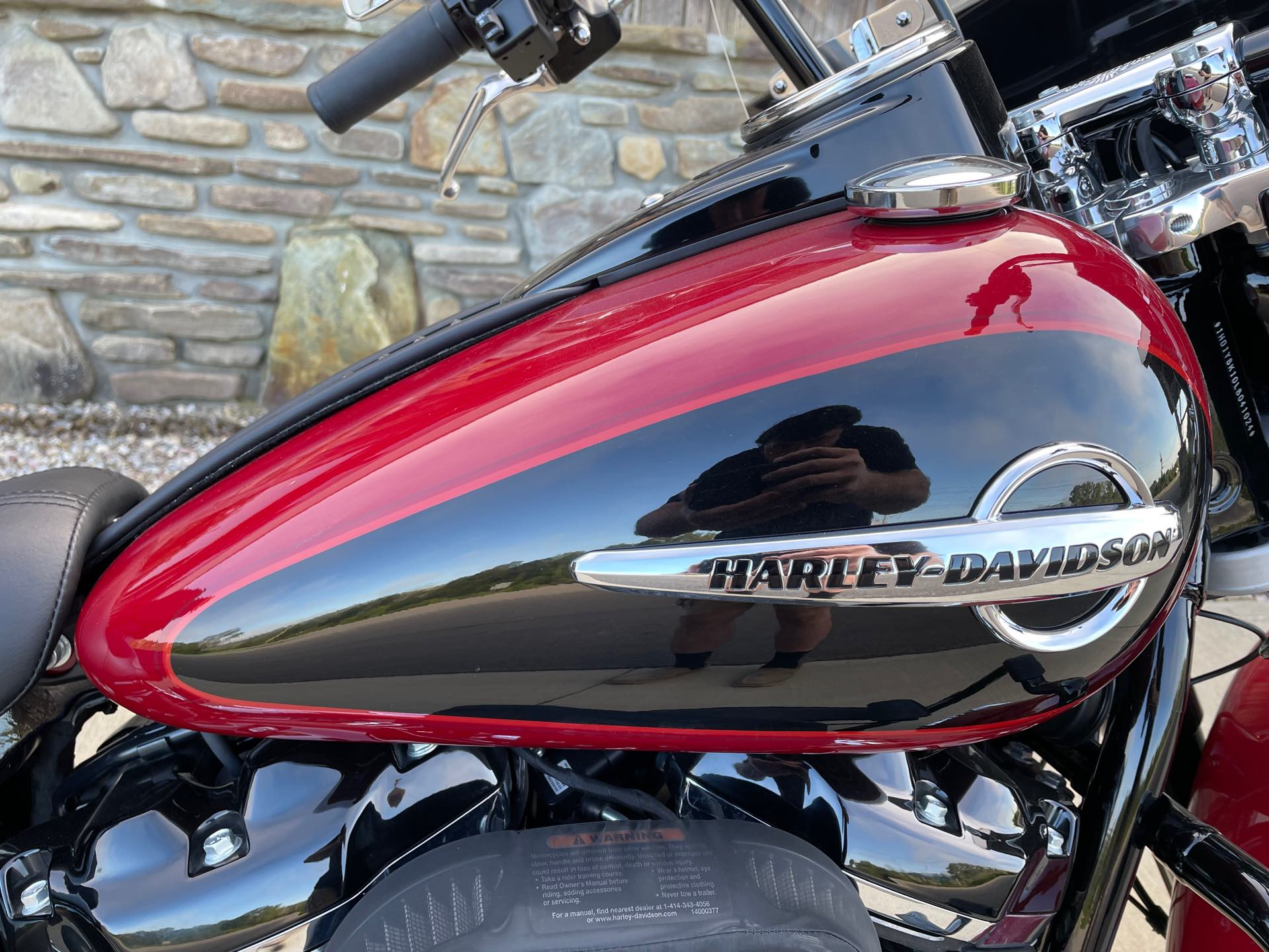 2020 Harley-Davidson Softail Heritage Classic at Arkport Cycles