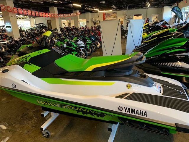 2021 Yamaha WaveRunner EX Deluxe at Powersports St. Augustine