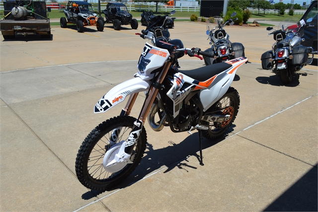 2021 KAYO KT250 at Shawnee Honda Polaris Kawasaki