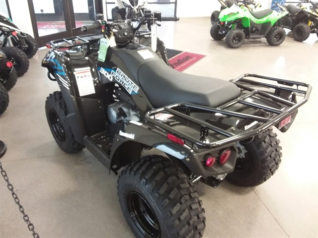 2021 Kawasaki Brute Force 300 at Brenny's Motorcycle Clinic, Bettendorf, IA 52722