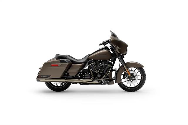 2021 Harley-Davidson Grand American Touring CVO Street Glide at Bumpus H-D of Murfreesboro
