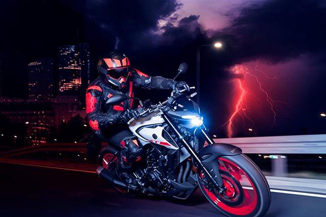 2020 Yamaha MT 03 at Star City Motor Sports