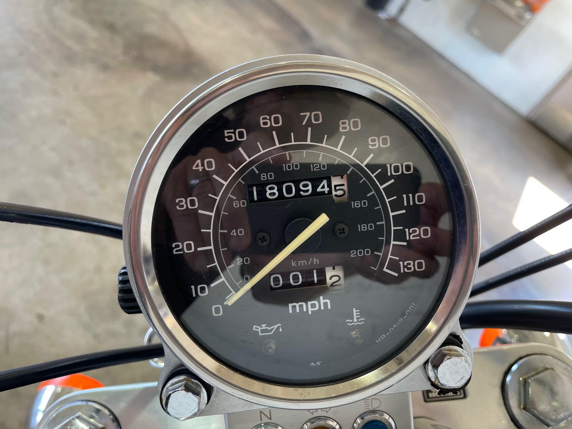 2006 Honda Shadow Spirit at Twisted Cycles