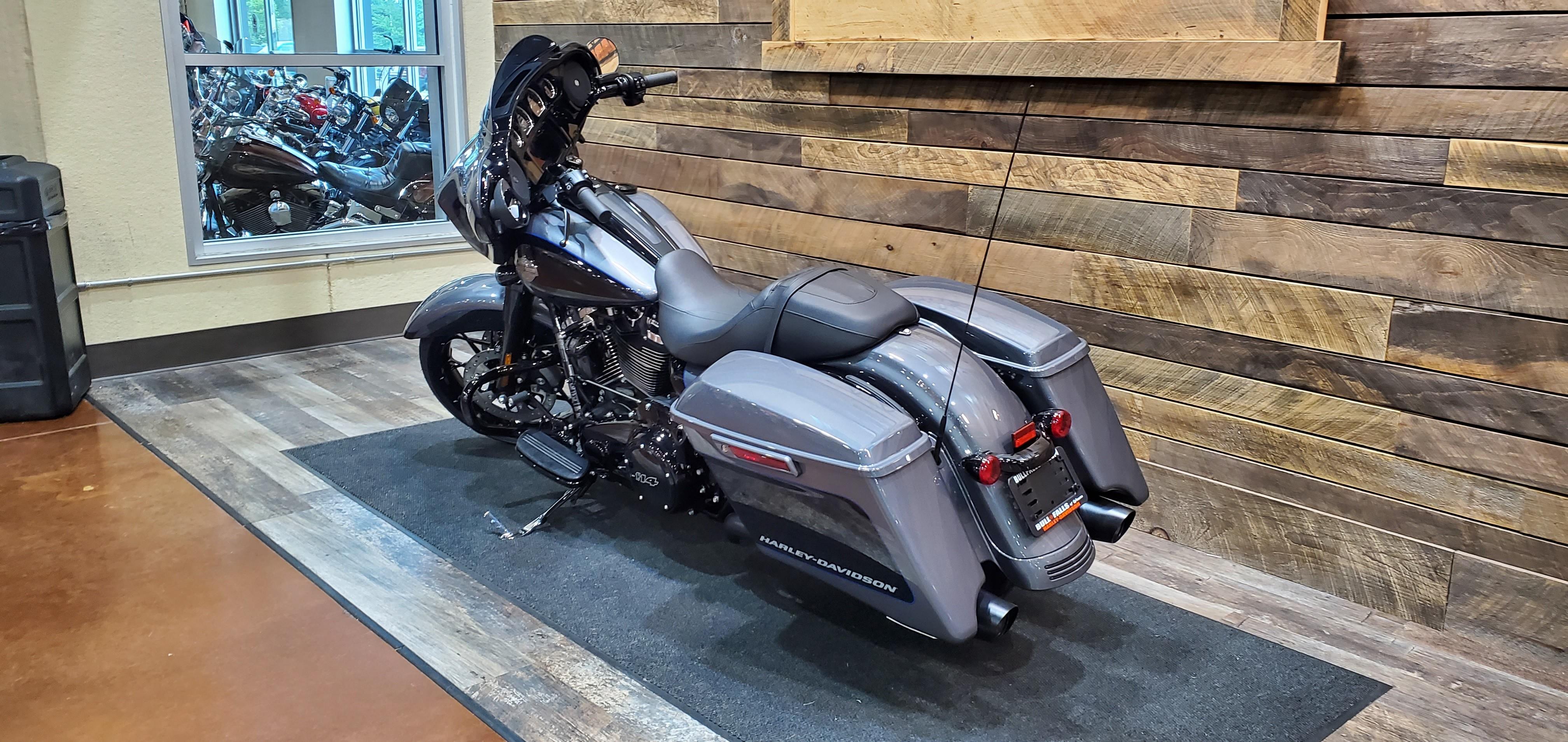 2021 Harley-Davidson Grand American Touring Street Glide Special at Bull Falls Harley-Davidson