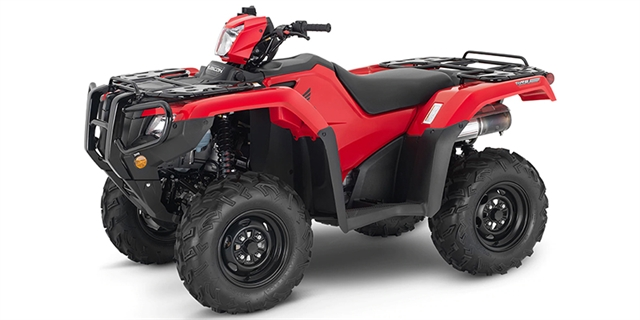2020 Honda FourTrax Foreman Rubicon 4x4 EPS at G&C Honda of Shreveport