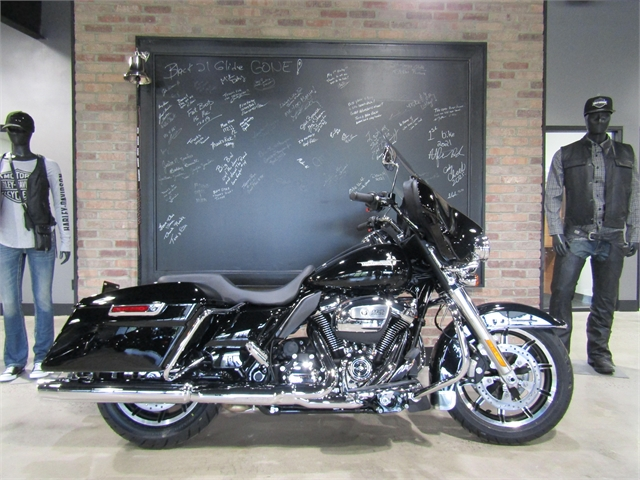 2021 Harley-Davidson Touring FLHT Electra Glide Standard at Cox's Double Eagle Harley-Davidson