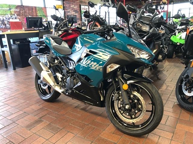 2021 Kawasaki Ninja 400 Base at Wild West Motoplex