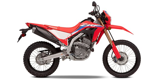 2021 Honda CRF 300L at Extreme Powersports Inc