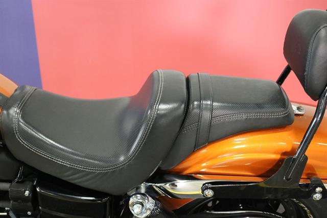 2014 Harley-Davidson Dyna Fat Bob at Texas Harley