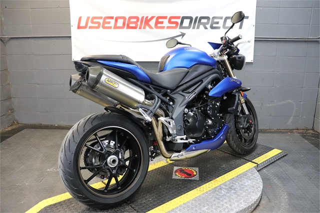 2014 Triumph Speed Triple ABS at Used Bikes Direct