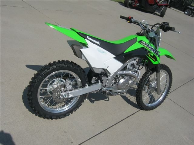 2019 Kawasaki KLX140 at Brenny's Motorcycle Clinic, Bettendorf, IA 52722
