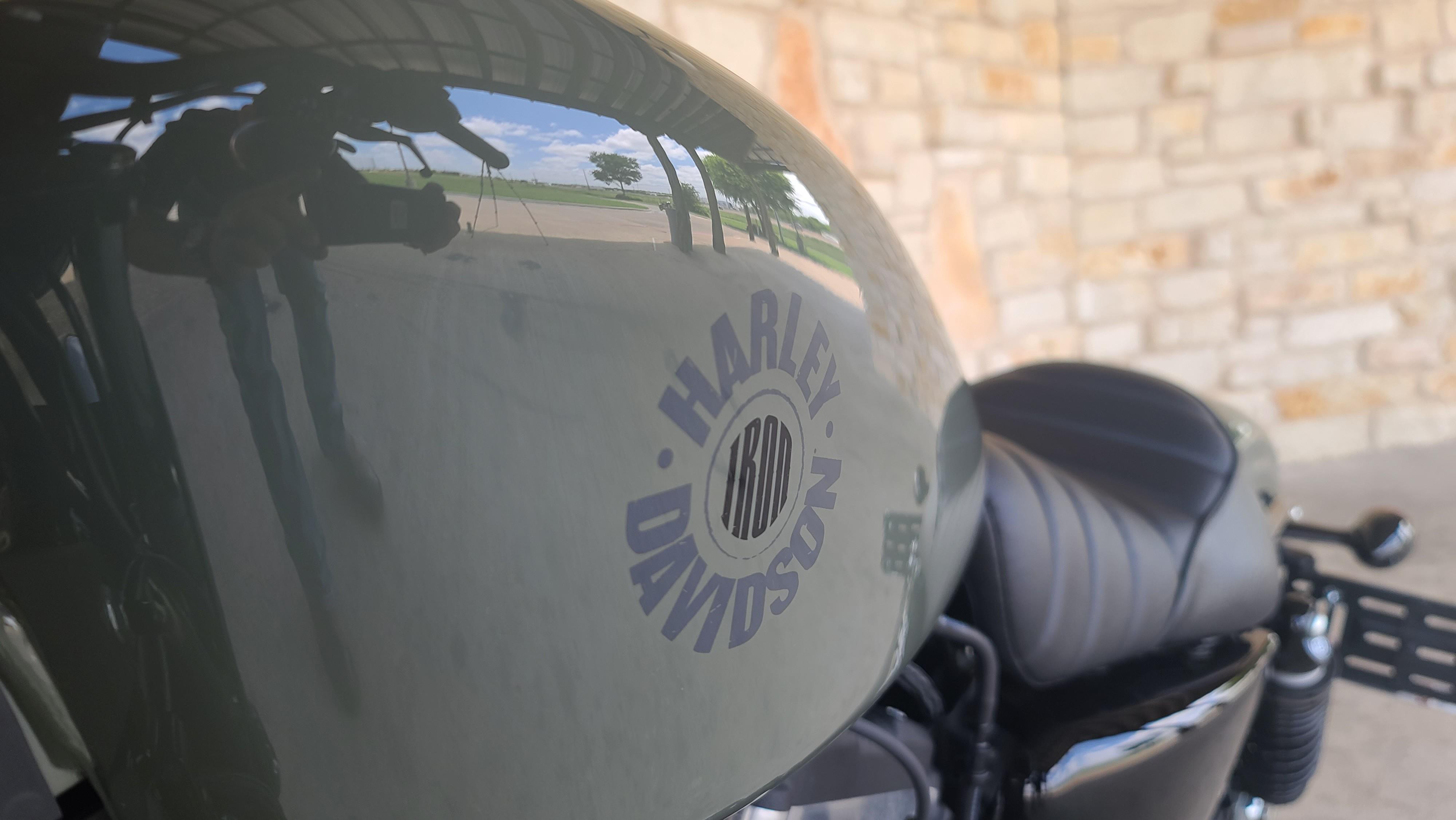 2021 Harley-Davidson IRON 883 XL 883N Iron 883 at Harley-Davidson of Waco