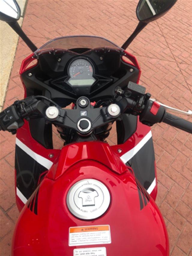 2019 Honda CBR300R Base at Genthe Honda Powersports, Southgate, MI 48195