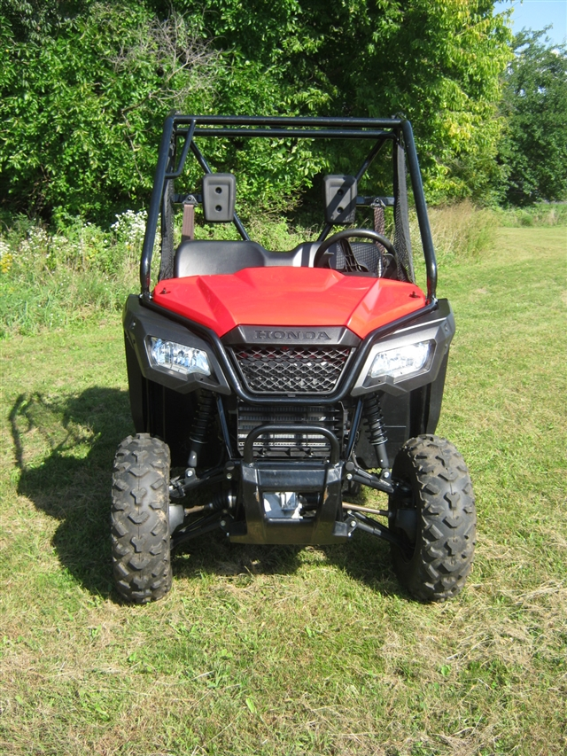 2016 Honda SXS500 Pioneer at Brenny's Motorcycle Clinic, Bettendorf, IA 52722
