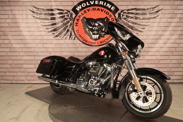 2020 Harley-Davidson Touring Electra Glide Standard at Wolverine Harley-Davidson