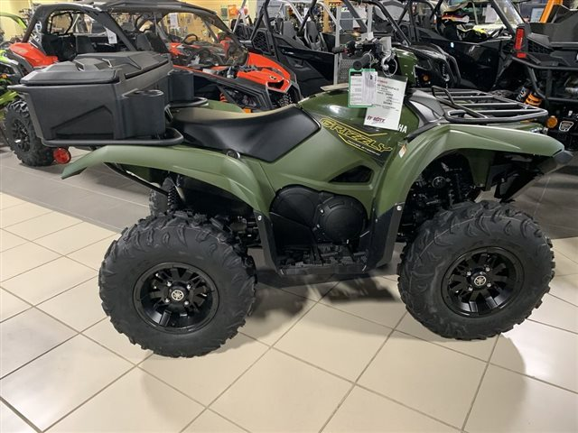 2020 Yamaha Grizzly EPS EPS at Star City Motor Sports