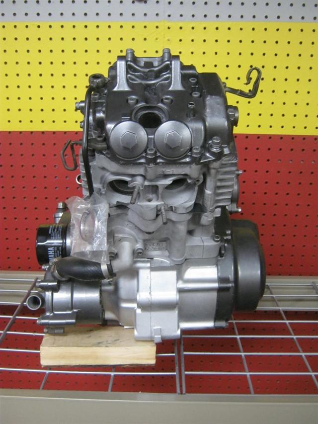2001 Yamaha YFM660R Raptor Engine Rebuild at Brenny's Motorcycle Clinic, Bettendorf, IA 52722