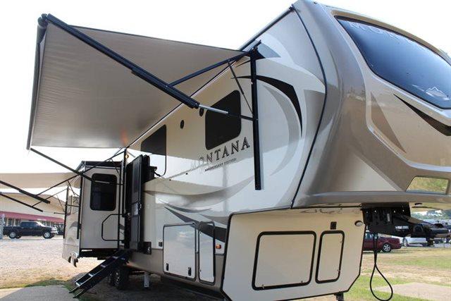 2019 Keystone RV Montana 3811MS Rear Living at Campers RV Center, Shreveport, LA 71129