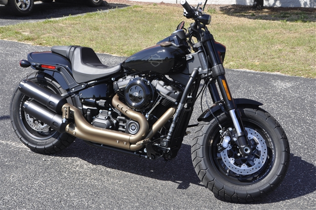 2018 Harley-Davidson Softail Fat Bob at Seminole PowerSports North, Eustis, FL 32726