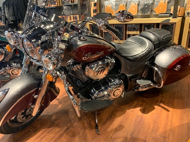 2019 Indian Springfield Base at Mungenast Motorsports, St. Louis, MO 63123