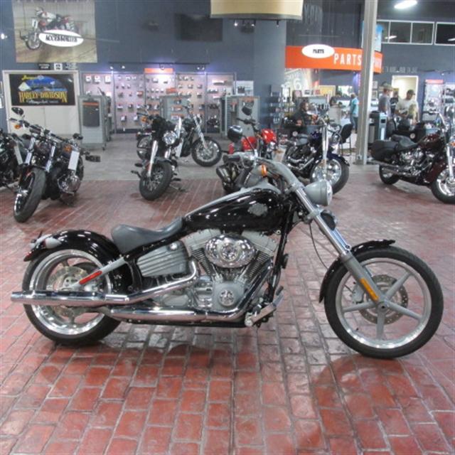 2009 Harley-Davidson Softail Rocker at Bumpus H-D of Memphis