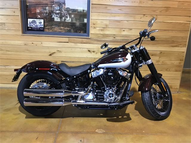 2021 Harley-Davidson Cruiser FLSL Softail Slim at Thunder Road Harley-Davidson
