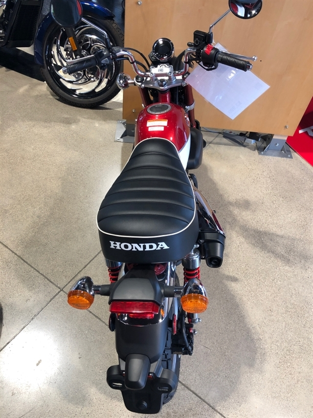 2019 HONDA MONKEY 125 Base at Genthe Honda Powersports, Southgate, MI 48195