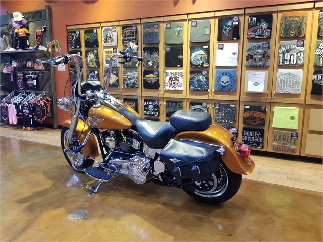 2014 Harley-Davidson Softail Fat Boy at Legacy Harley-Davidson