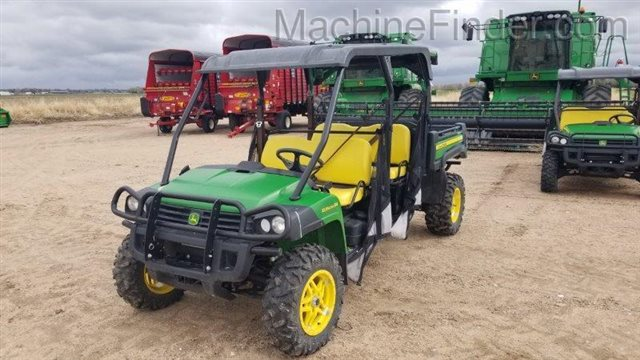 2018 John Deere 825M at Keating Tractor