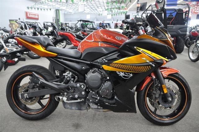 2011 Yamaha FZ 6 R at Seminole PowerSports North, Eustis, FL 32726