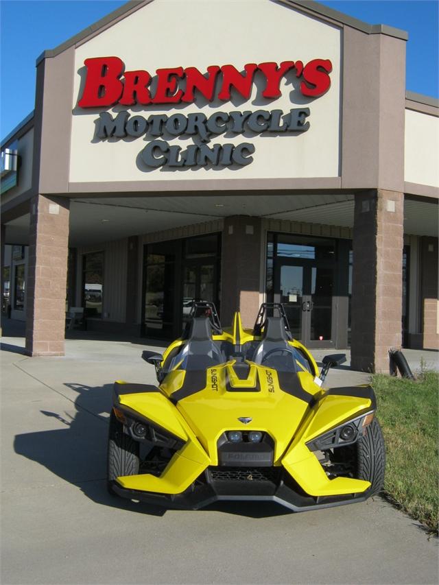 2019 Polaris Slingshot SL Base at Brenny's Motorcycle Clinic, Bettendorf, IA 52722