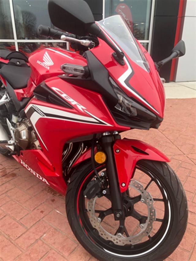 2019 Honda CBR500R Base at Genthe Honda Powersports, Southgate, MI 48195