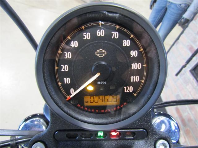 2018 Harley-Davidson Sportster Iron 1200 at Cox's Double Eagle Harley-Davidson